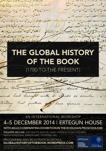 global-history-of-the-book-poster